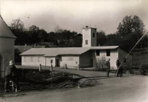 Vaško-gasilski dom 1979