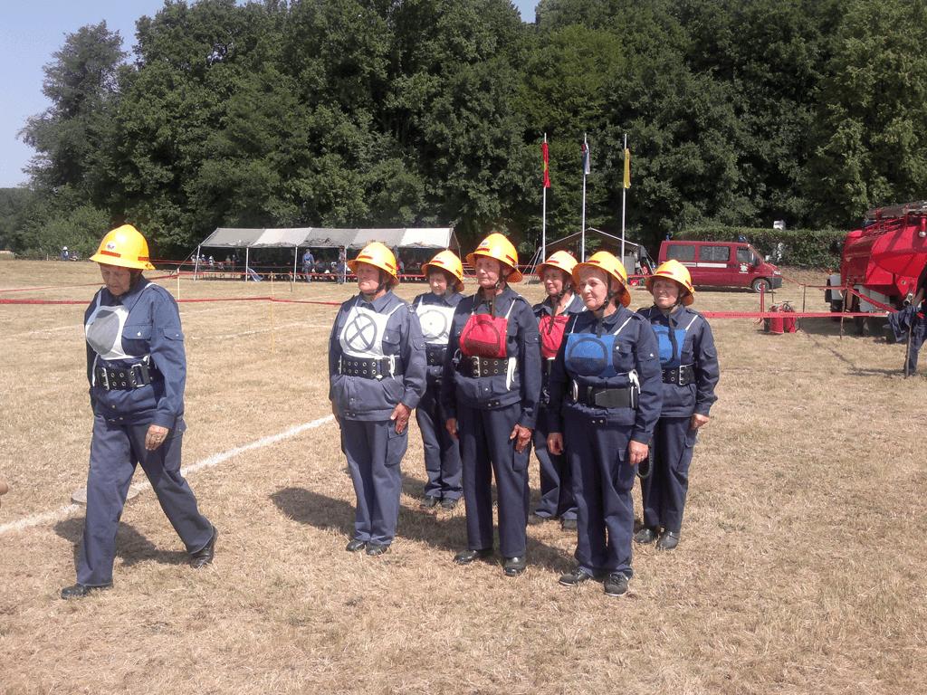 Medzvezno gasilsko tekmovanje 2012