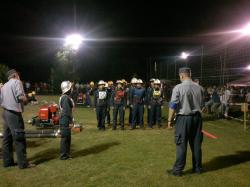 Nočno tekmovanje v Motovilcih 2012
