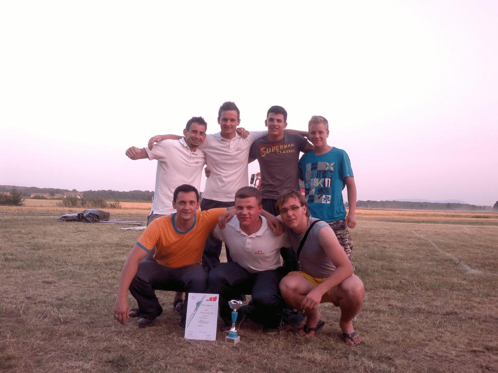 Gasilsko tekmovanje za pokal občine Juršinci 2012