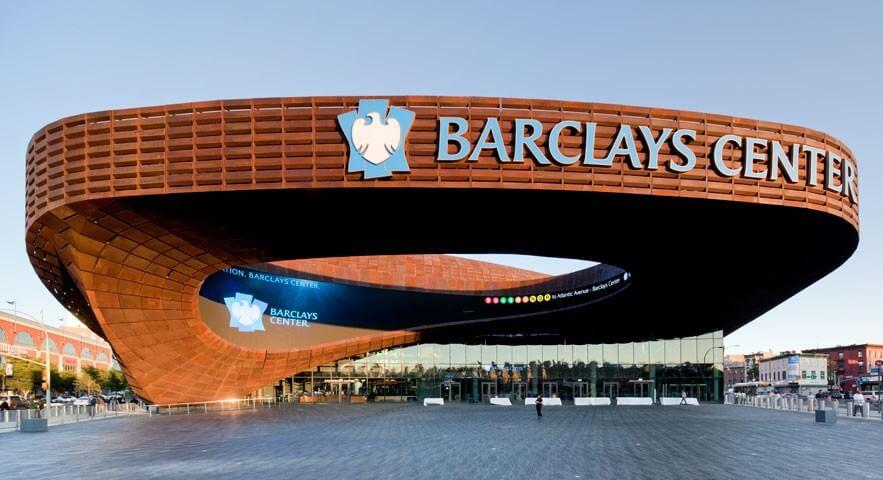 Prizorišče dvoboja - Barclays center