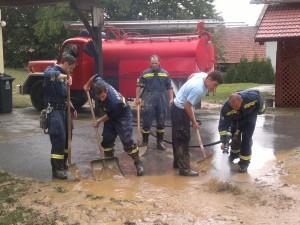 V veliko pomoč nam je pri različnih naravnih nesrečah